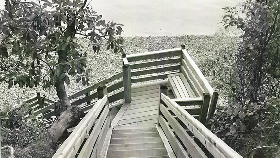 Awesome Beach Access Stairs By Brockman Builders, Inc.