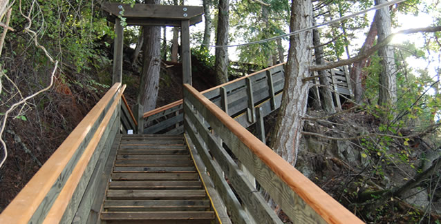 Captivating Beach Access Stairs By Brockman Builders, Inc.