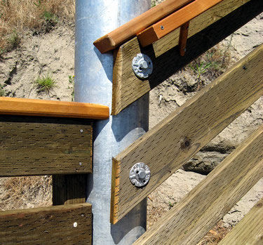 Beach Access Stairs By Brockman Builders, Inc.